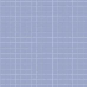 Lavender check