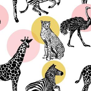 Line Safari