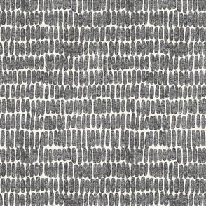 hatches - grey linen