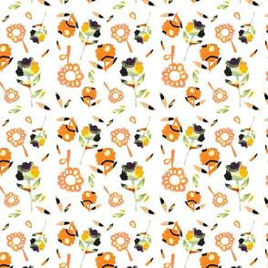 Loud Flower 2 Orange