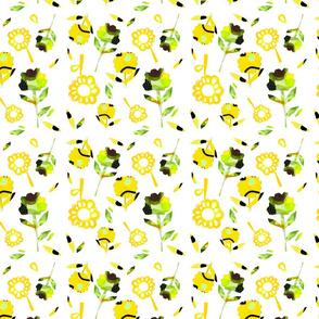 Loud Flower 2 Yellow