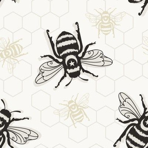 Honey Bees - neutral