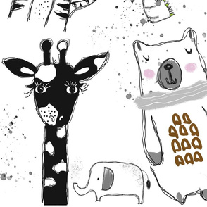 Safari_we love Animals....