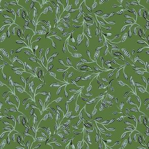 Leaf Garden Green