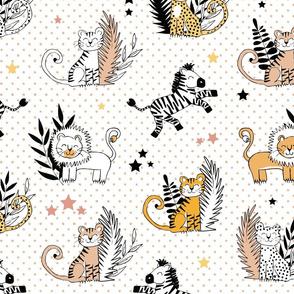 Jungle Cute Cubs