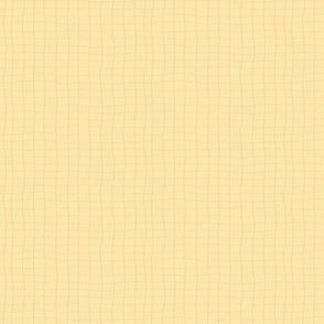 Woven Web Yellow