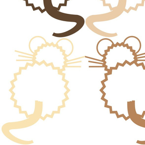 mice safari big