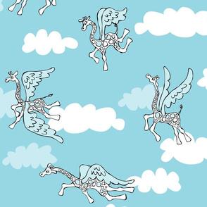 When Giraffes Fly