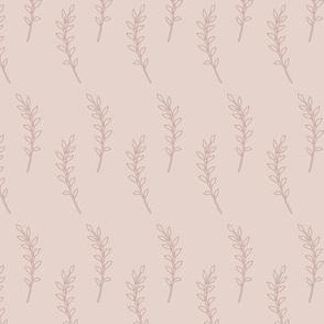 leafy blush