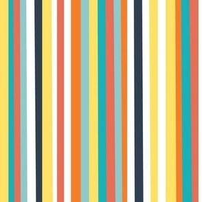 Zoo Stripe One