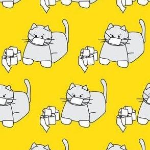Corona Cat Alt Yellow