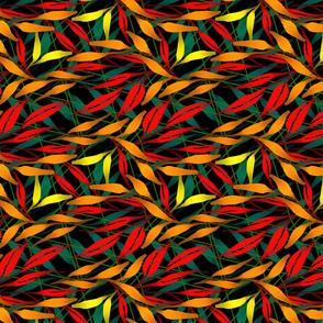Rainforest wire orange