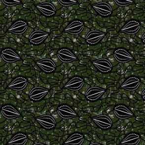 Seed pod-olive
