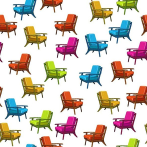 MCM Chairs Brights
