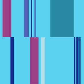 water stripes