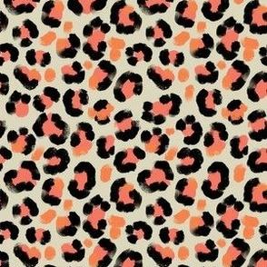 Safari cheetah print