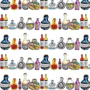 bottle line