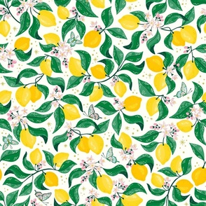 lemons/cream/medium