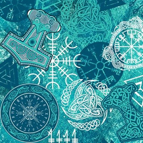 Norse Mythology - Viking Style