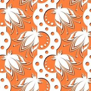 Flores Chartam (orange)