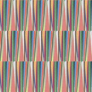 Tiered Color Strands -766 brick