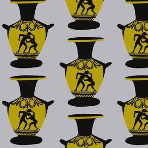 Old fashioned vase - amphora