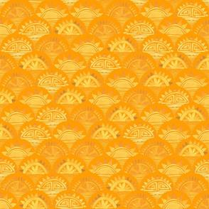 Savanna Sunrise Saffron