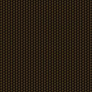 "Small 1/2"" Scottish Rite NMJ 33 Black Gold"