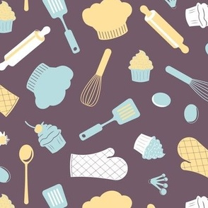 In the Kitchen - Baking