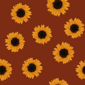 Sunflowers (pueblo)