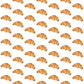 croissant white