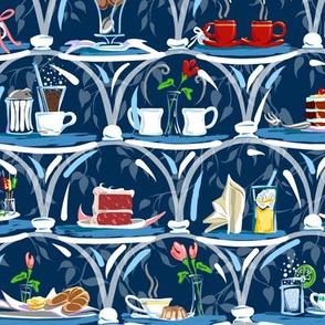Cafe Treats | Deep Blue