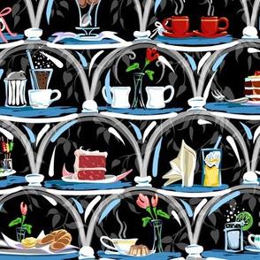 Cafe Treats | Black