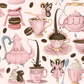 Parisienne Fairy Café