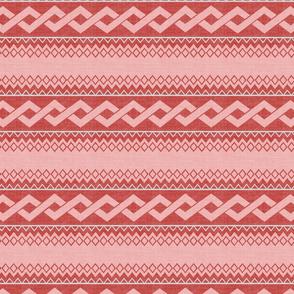 Lopapeysa - Red