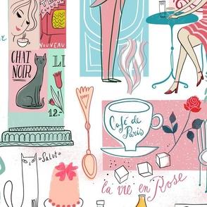 cafe parisienne