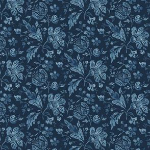 indigo batik_dark spoonflower