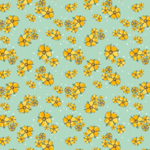 citrus symphony flowers