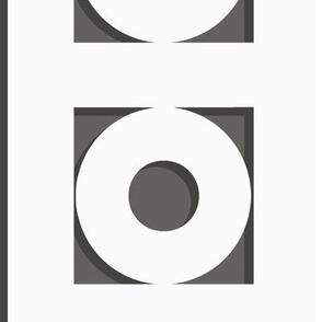 Trelliage SOFT BLACK CIRCLE TRIM