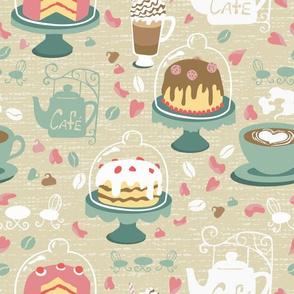 Pastel Cafe Mocha Cream