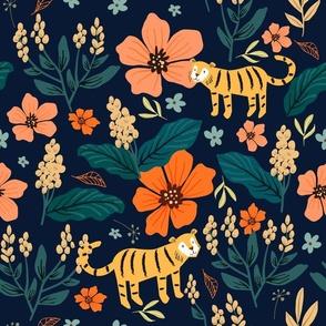 "16"" Tiger Forest / Ivory"