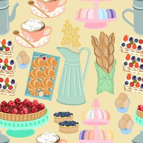 Pastel Cafe and Pastries