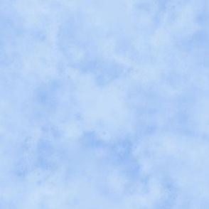 Cloudy blue sky texture minimal