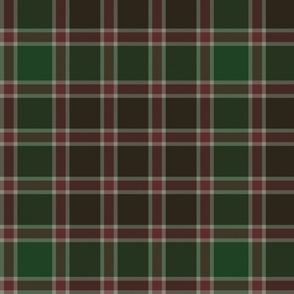 """MacDonald of Dunneveg tartan, 12"""""""