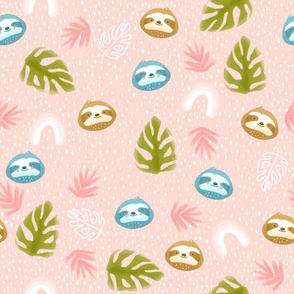 Sloth Jungle