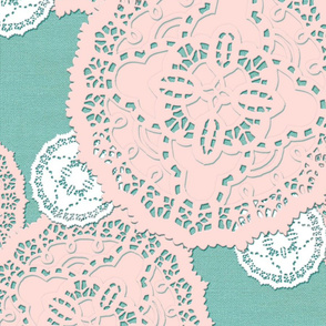 French Paper Doily - © creative8888