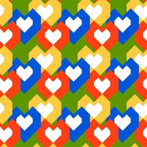 Hearts From Around the World - KIVA
