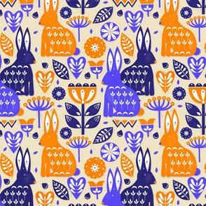 Rabbit_paper_cut