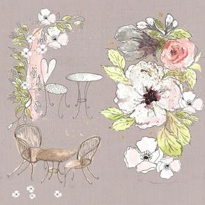 Vintage Rose PASTELS
