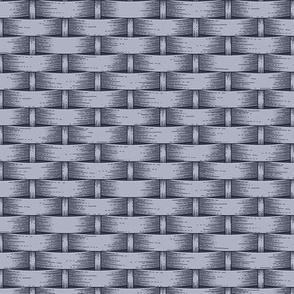 woven basket grey